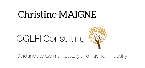 Guidance to German Luxury, Fashion and Beauty Industry with Christine MAIGNE